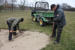 2017-03 Banepleje bunkerrenovering 1