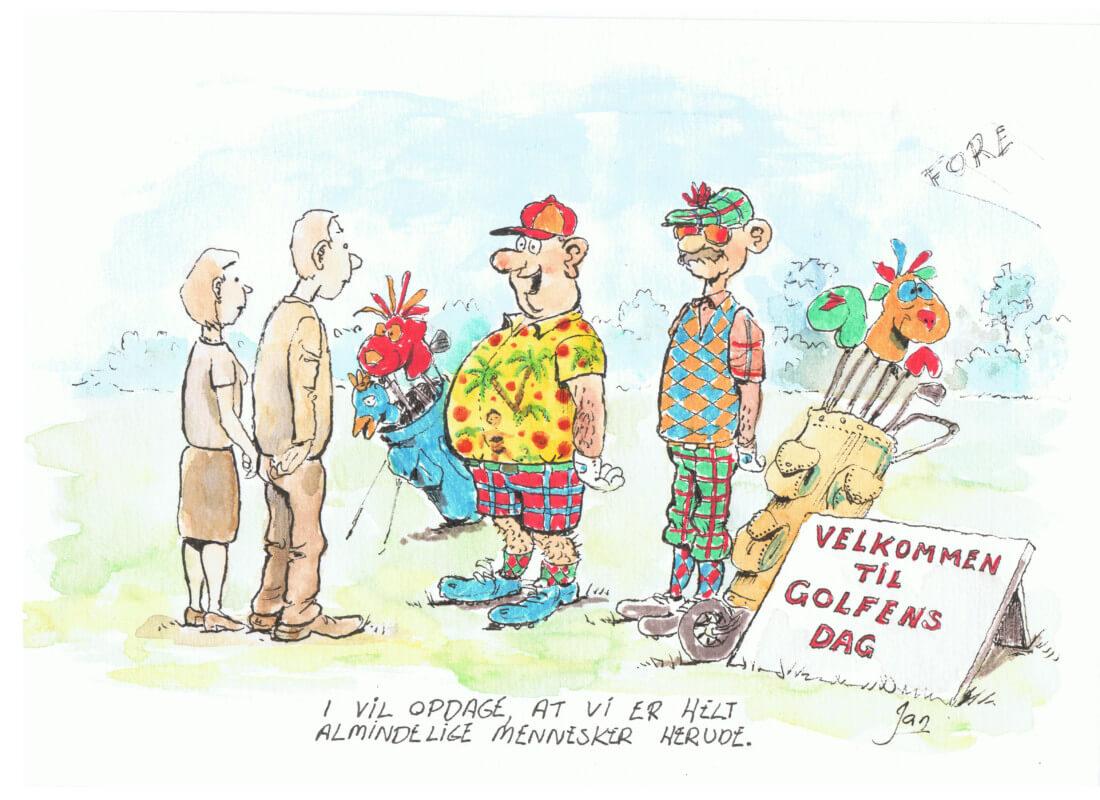 2017 tegning Golfens dag