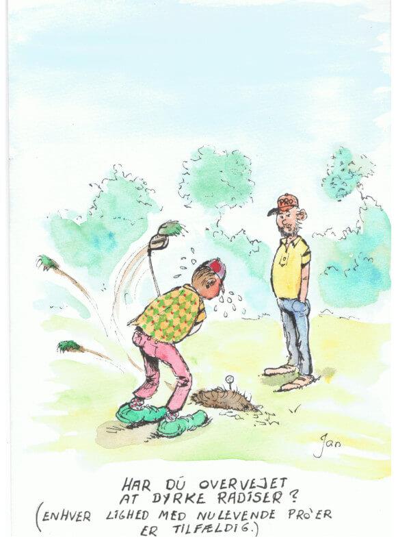 2017 tegning Jan Hoffmeyer golfpro