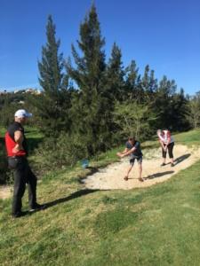 2017-03 RGK Golfrejse - bunkertraening